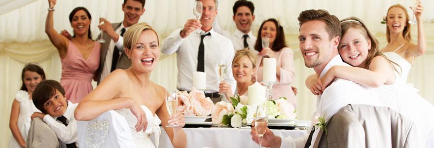 la liste d'invités