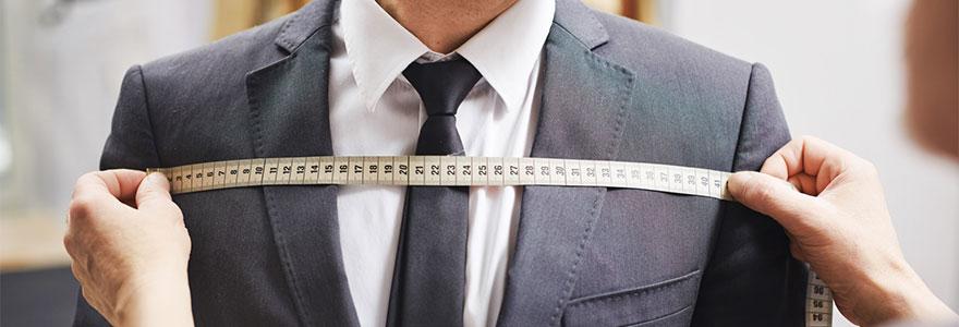 tailleur costume sur mesure a Bruxelles